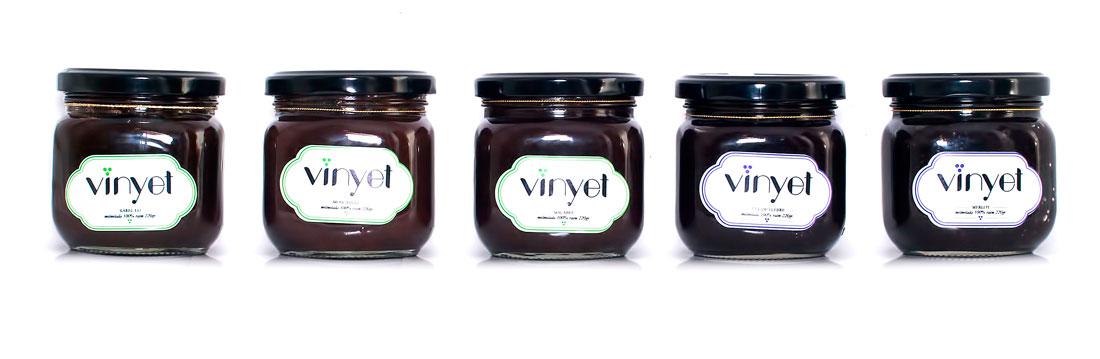 variedades de mermelada